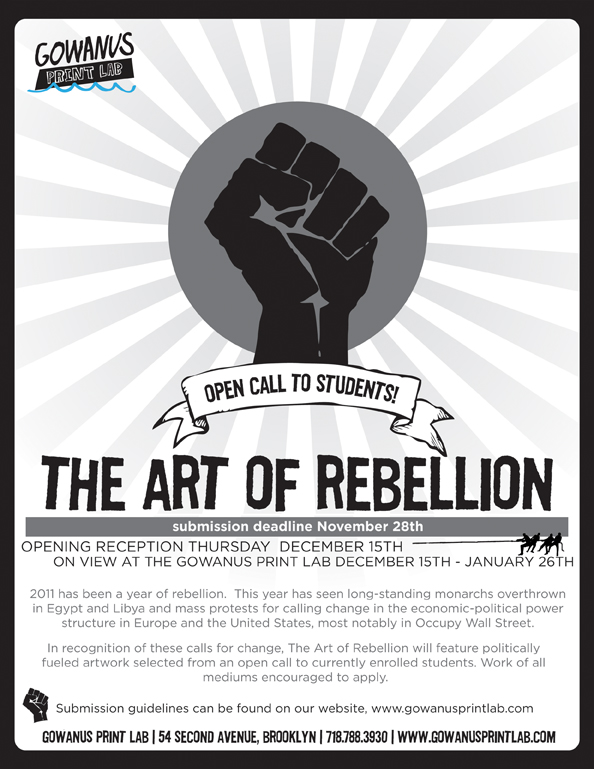The art of rebellion an open call to currently enrolled students related posts thecheapjerseys Images