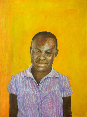 "Exhibit: Mary Westring ""Children of Conflict – 10 Years Later"