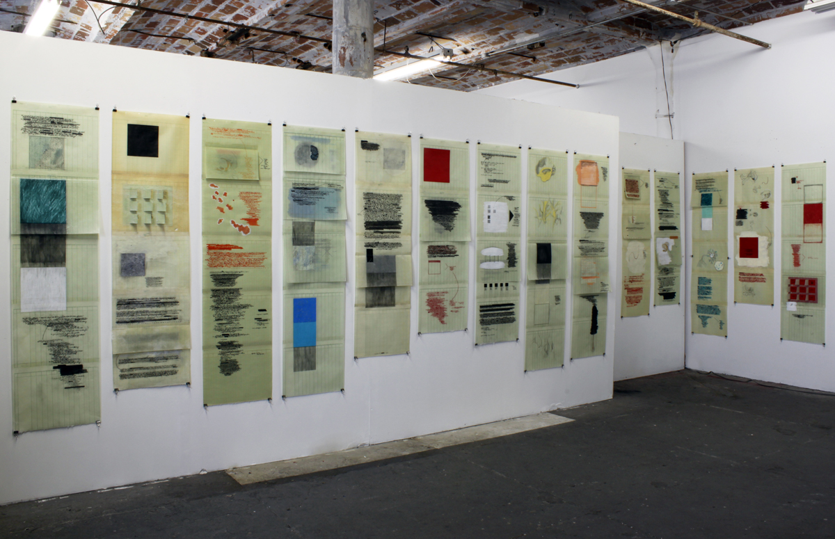 Anne Gilman: The Jolly Balance at The Center for Book Arts ...