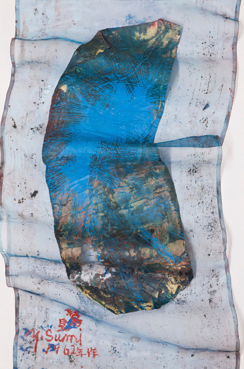 a visual essay on gutai at hauser and wirth