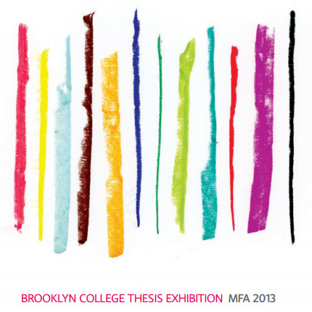 nyu mfa thesis exhibition Nyu tisch school of the arts  exhibition and catalog coming soon  naomi frank at her mfa thesis exhibition 7 2 sheila lam mfa thesis exhibition 6 1.