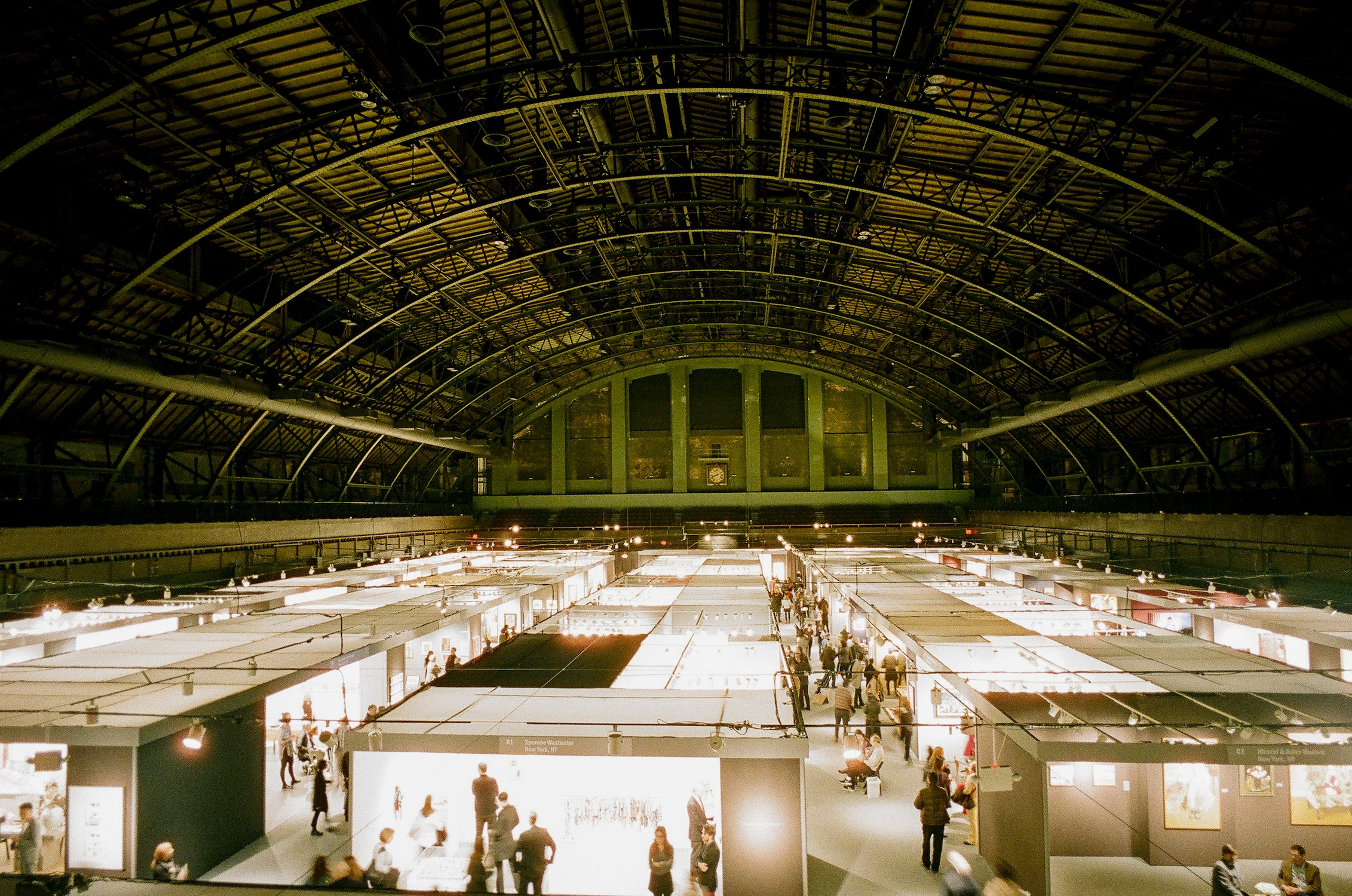 The 27th Annual Art Will Be At Park Avenue Armory This Year Is Show Thats Organized By Dealers Association Of America ADAA