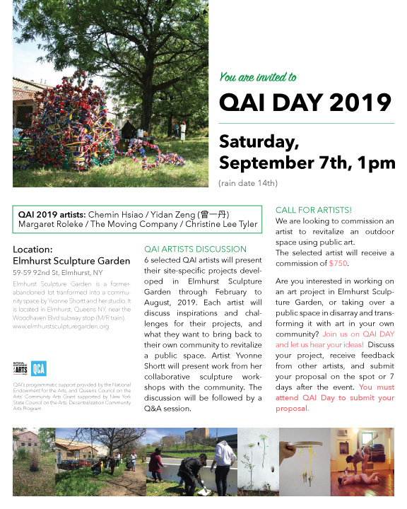 QAI Day 2019 | Art in New York City
